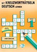 Mit Kreuzworträtseln Deutsch lernen