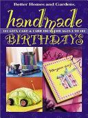 Handmade Birthdays