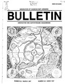 Bulletin - Association of Canadian Map Libraries