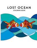 Lost Ocean Coloring Book Book