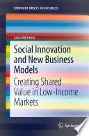 Social Innovation and New Business Models Book PDF