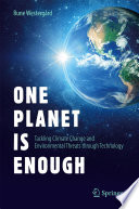One Planet Is Enough