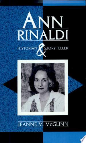 Download Ann Rinaldi Free Books - Dlebooks.net