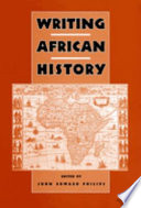 Read Online Writing African History For Free