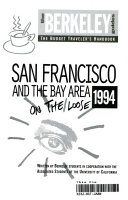 San Francisco and the Bay Area on the Loose  1994