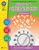 Number & Operations - Drill Sheets Gr. PK-2