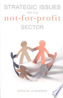 Strategic Issues for the Not for profit Sector