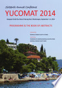 The Sixteenth Annual Conference YUCOMAT 2014 Book