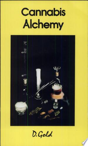 Download Cannabis Alchemy Free Books - Read Books