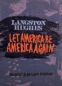 Let America be America Again ebook