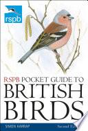 RSPB Pocket Guide to British Birds