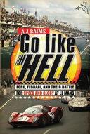Go Like Hell Pdf/ePub eBook