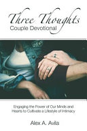Three Thoughts Couple Devotional Book