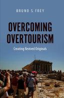 Overcoming Overtourism [Pdf/ePub] eBook