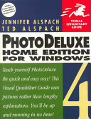 PhotoDeluxe Home Edition 4 for Windows