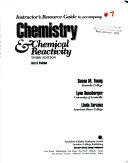 Instructor s Resource Guide to Accompany Chemistry   Chemical Reactivity