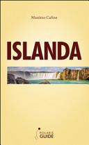 Guida Turistica Islanda. Terra, acqua, aria, fuoco Immagine Copertina