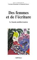 Pdf Des femmes et de l'écriture. Le bassin méditerranéen Telecharger