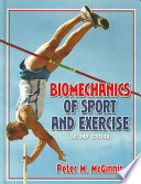 Biomechanics Of Sport And Exercise Book