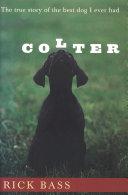 Colter [Pdf/ePub] eBook