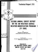 Air Weather Service Technical Report
