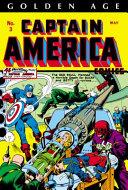 Golden Age Captain America Omnibus