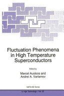 Fluctuation Phenomena in High Temperature Superconductors Book