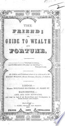 The Friend  Or  Guide to Wealth and Fortune