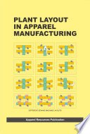 Plant Layout in Apparel Manufacturing Book