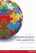 Entrepreneurship and Marketing