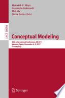 Conceptual Modeling Book
