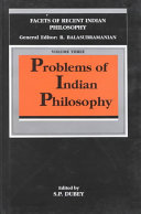 Problems of Indian Philosophy