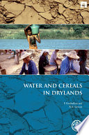 Water and Cereals in Drylands Book