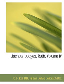 Joshua  Judges  Ruth