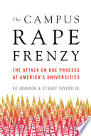 The Campus Rape Frenzy