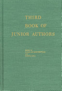 Third Book Of Junior Authors