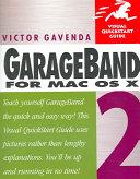 GarageBand 2 for Mac OS X