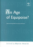 An Age of Equipoise?
