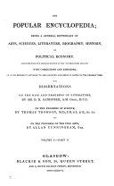 The Popular Encyclopedia   pt  1  Misso Peculium