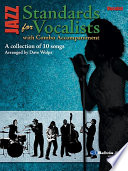 Jazz Standards For Vocalists With Combo Accompaniment Book PDF