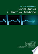 The Handbook of Social Studies in Health and Medicine Book