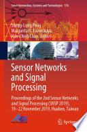 Sensor Networks And Signal Processing Book PDF