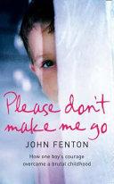 Please Don't Make Me Go Pdf/ePub eBook