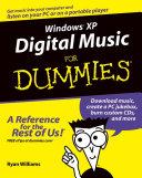 Windows XP Digital Music For Dummies