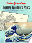 Color Your Own Japanese Woodblock Prints PDF