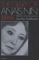 The Diary of Anaïs Nin, 1931–1934 banner backdrop