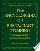 The Restaurant Manager's Handbook How To Set Up Operate And Manage A Financially Successful Food Service Operation [Pdf/ePub] eBook