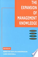 The Expansion of Management Knowledge