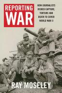 Reporting War Pdf/ePub eBook