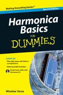 Harmonica Basics For Dummies Special Edition Custom